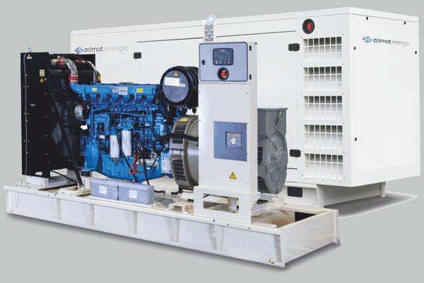 Agregaty prądotwórcze generatory