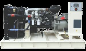 Agregat prądotwórczy nabazie silnika Ford Ecotorq